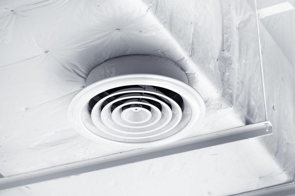 Clean air duct