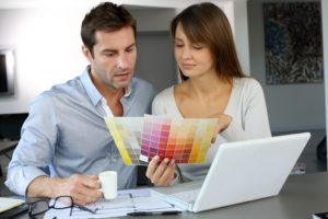 choosing a interior wall color