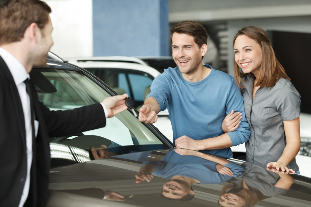 Buying car