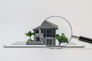 searching for a house