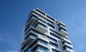 a modern condominium