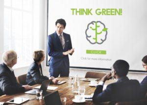 think green presentation