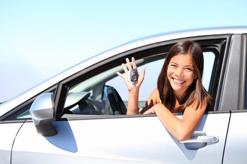 driving school student