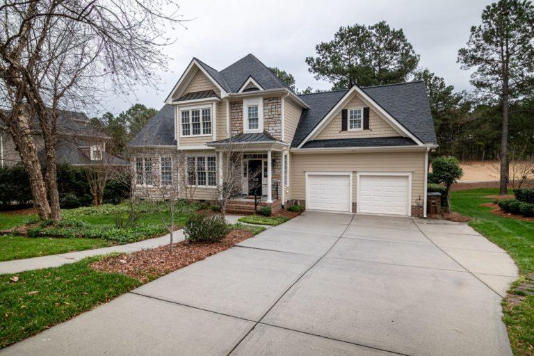 medium-sized house